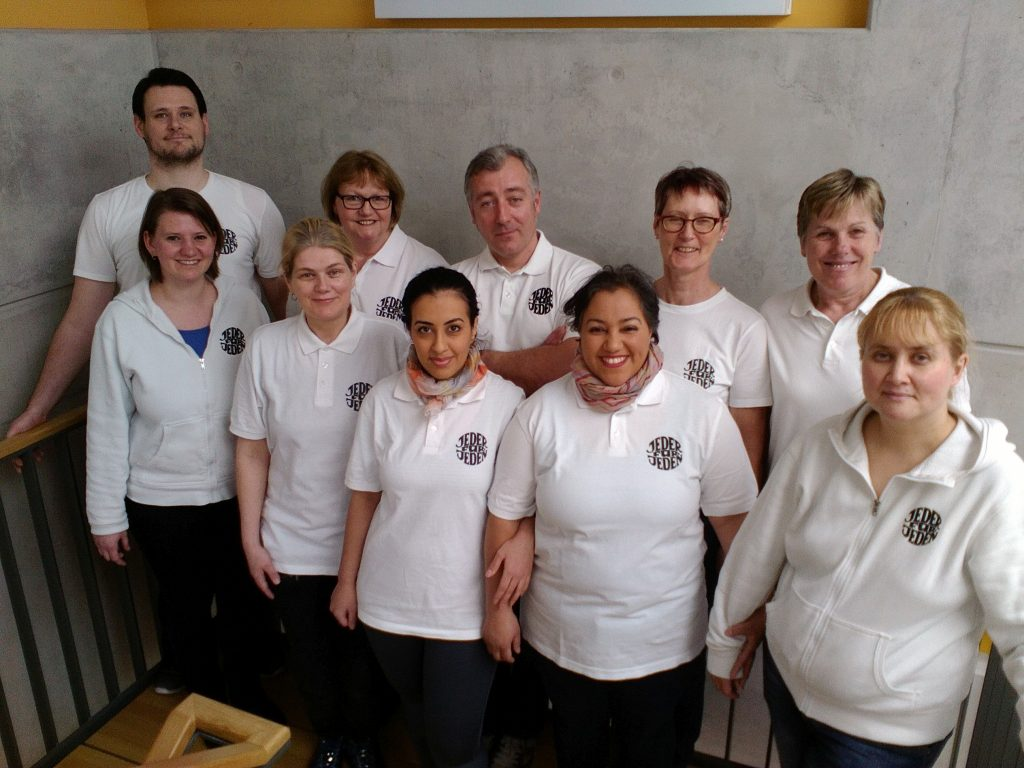 Pflegeteam 2017